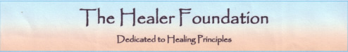 The Healer Foundation Image