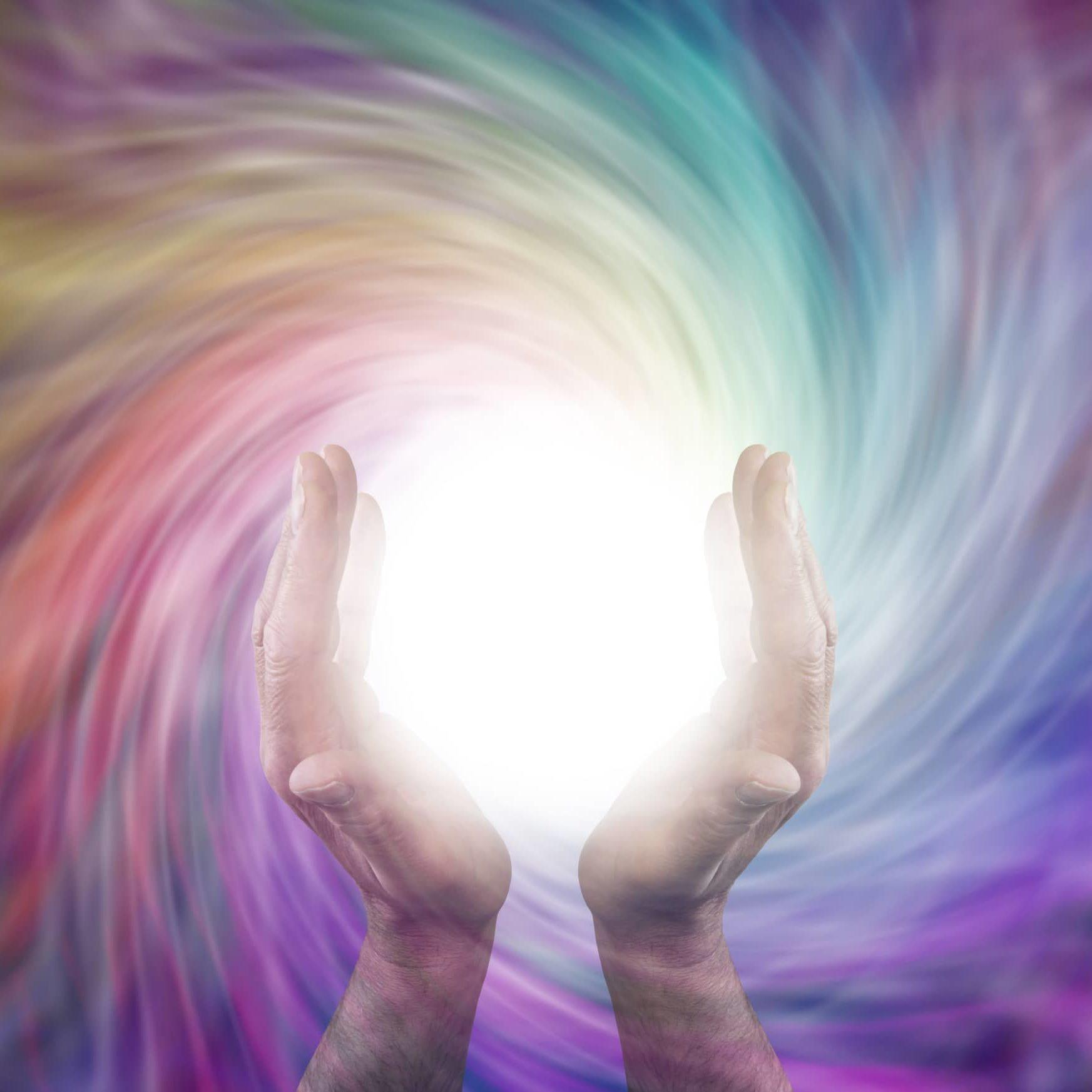 Powerful Healing Vortex